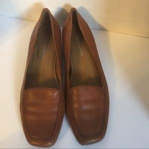 Brown Loafers 8S Naturalizer